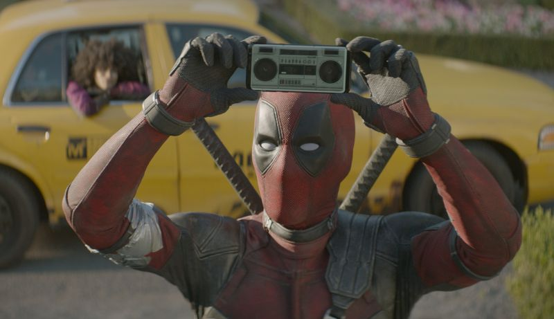 You Can Say Anything to These New Deadpool 2 Photos