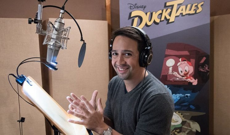 Lin-Manuel Miranda to Make DuckTales Debut