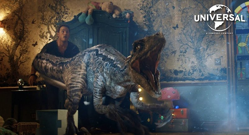 Jurassic World: Fallen Kingdom International Trailer Released!