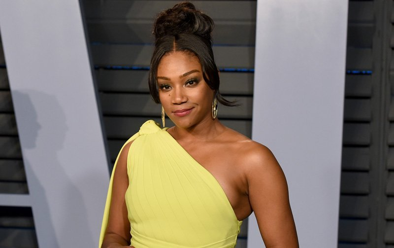 Tiffany Haddish Killed an Old Man While Dancing at a Bar Mitzvah