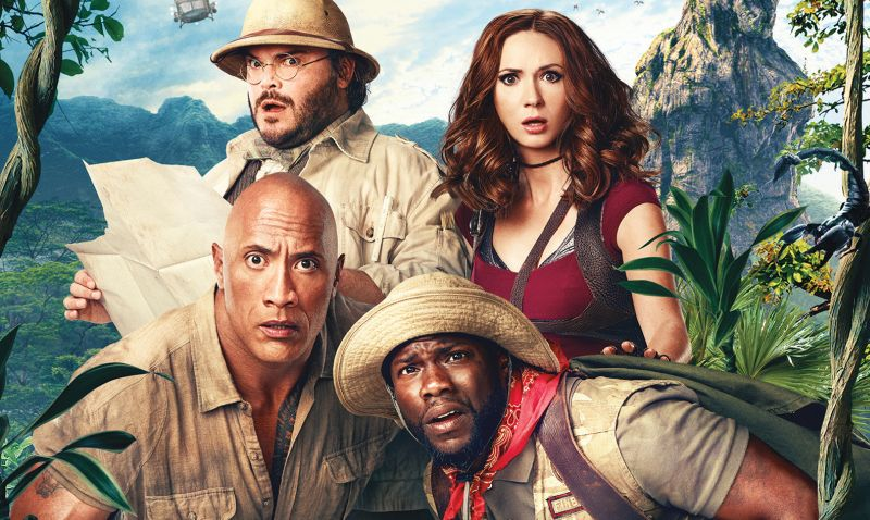 Dwanye Johnson confirms sequel after Jumanji becomes highest grossing Sony film ever