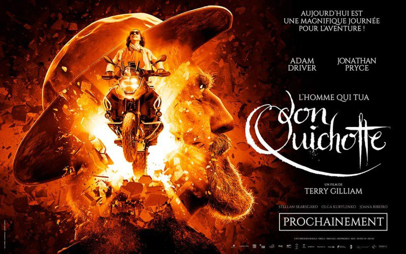 Terry Gilliam's Long-Delayed 'Quixote' Gets a Trailer