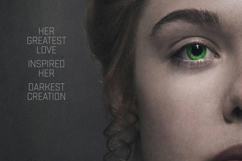 Elle Fanning is Mary Shelley in New Trailer