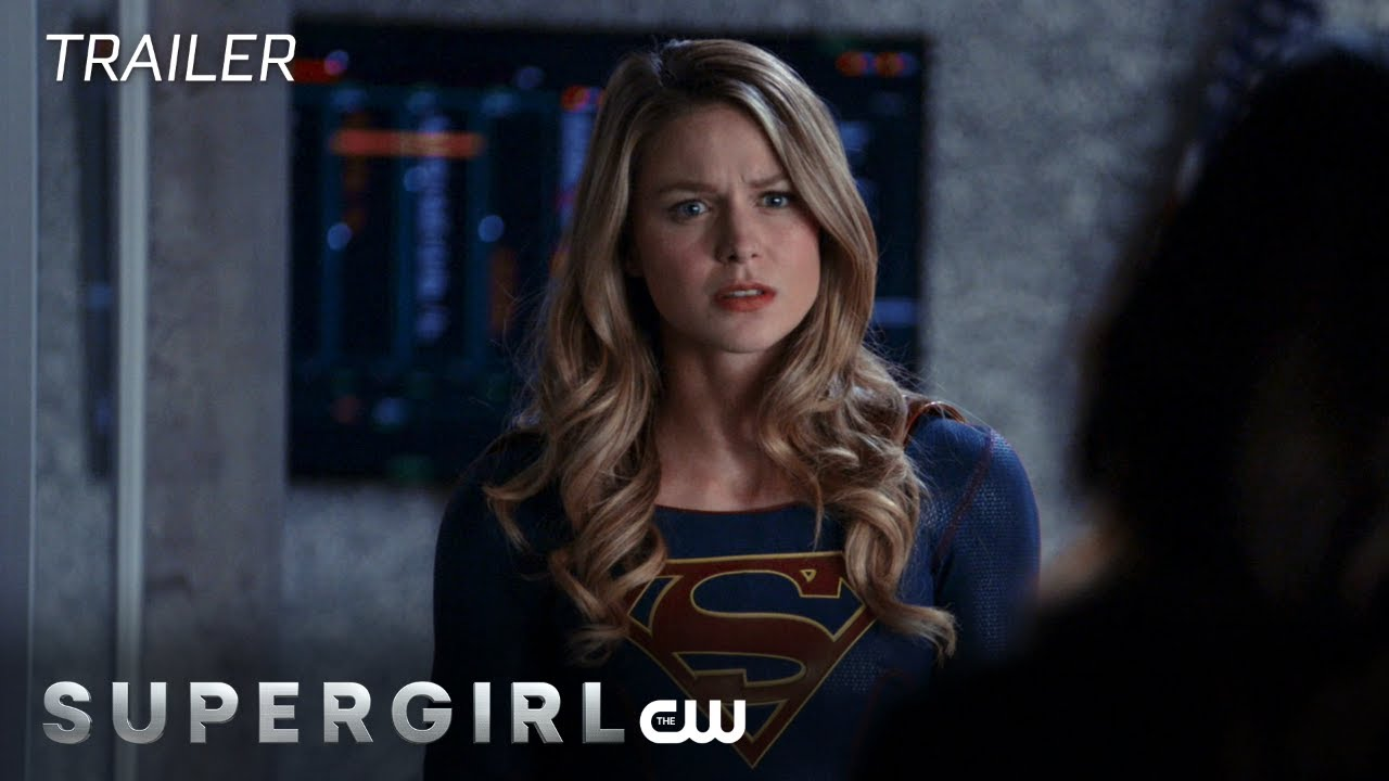The Third Worldkiller Attacks in New Supergirl Promo