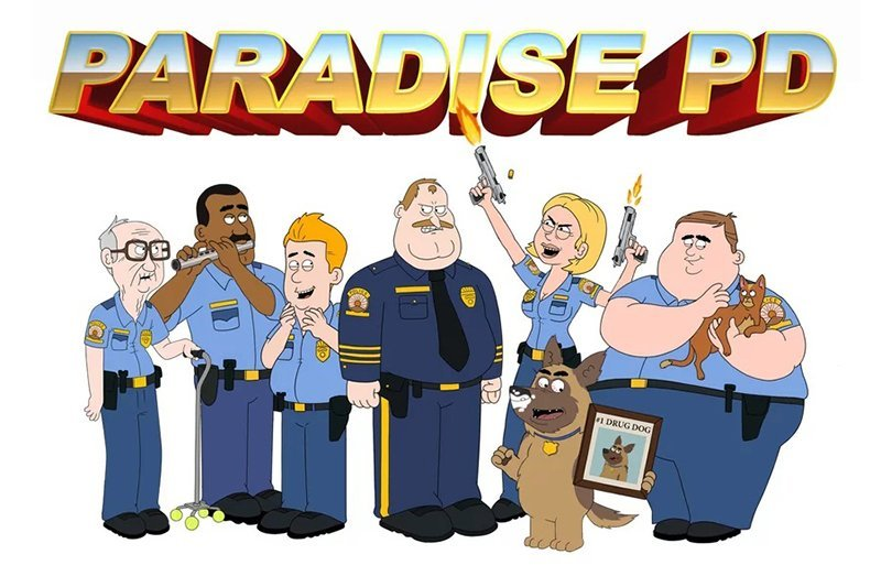 Sarah Chalke to Lead Netflix Adult Animated Comedy Paradise, P.D.