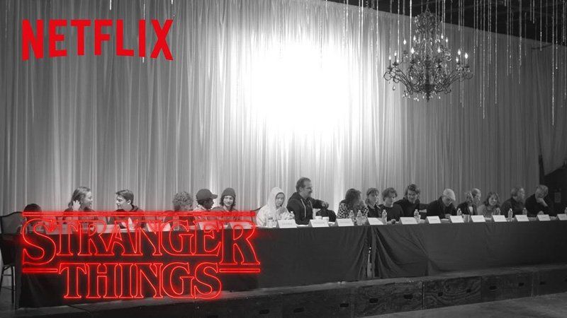 See Stranger Things 3 in production in new Netflix video
