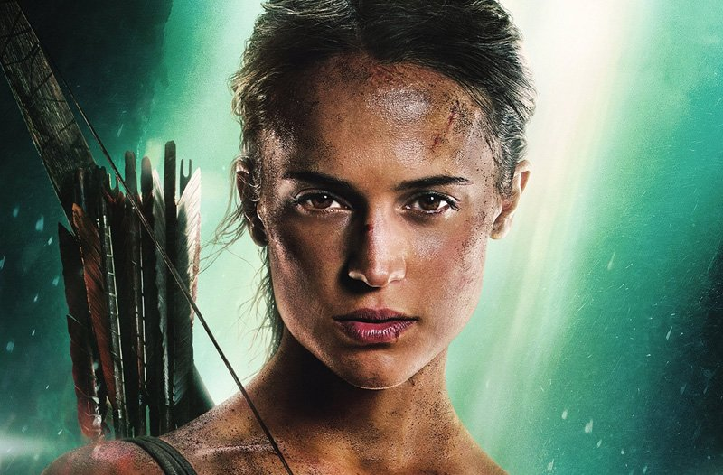 Tomb Raider Digital HD, Blu-ray and DVD Details Announced!
