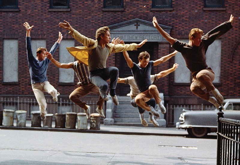 Spielberg's West Side Story Casting Call in New York