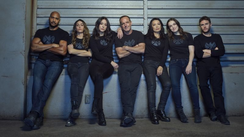 Marvel's Agents of SHIELD Renewed for Season 6!