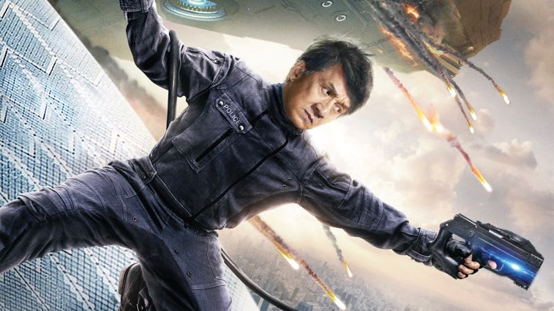 Bleeding Steel Trailer: Jackie Chan Hunts a Cyborg