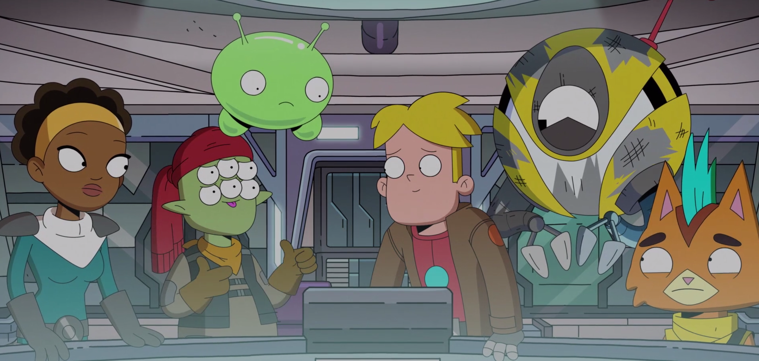 Oh My Double Crap! TBS Has Renewed Final Space For A Second Season