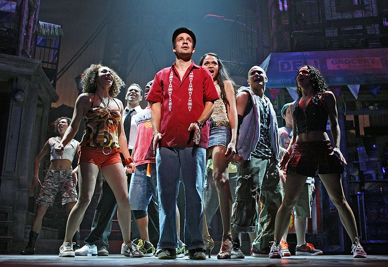 In the Heights Release Date Set for 2020