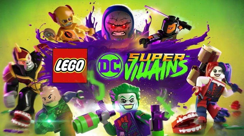 LEGO DC Super-Villains Officially Revealed!