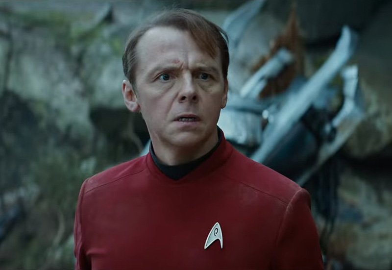 Exclusive: Simon Pegg Talks the Next Star Trek Movie