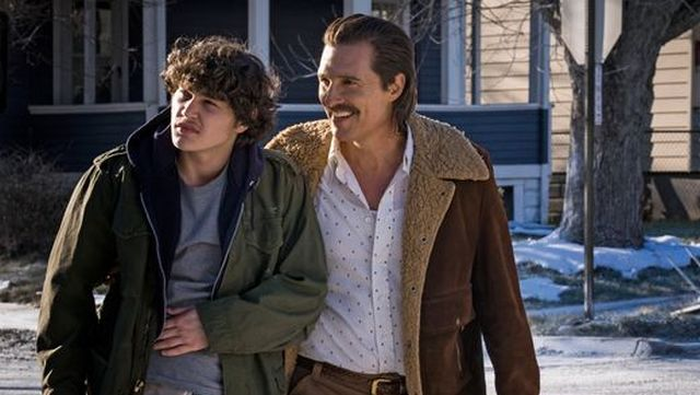 White Boy Rick Trailer Starring Matthew McConaughey