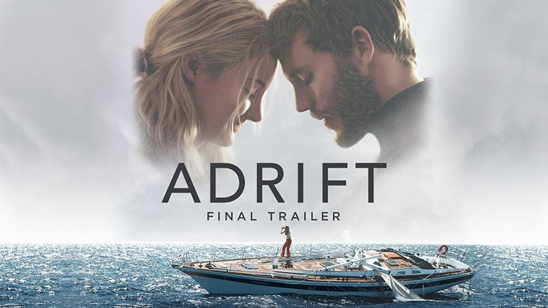 Woodley and Claflin Fight to Survive in the Final Adrift Trailer