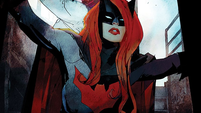 Batwoman Coming to CW in Big Arrowverse Crossover