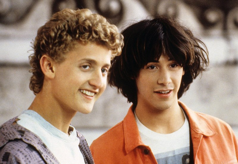 Bill and Ted stars return for third movie