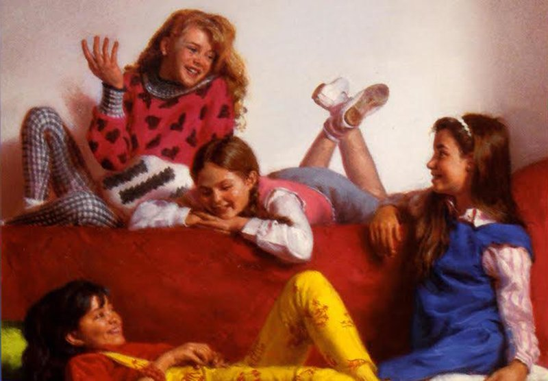 Baby-Sitters Club Being Shopped for TV Series Adaptation