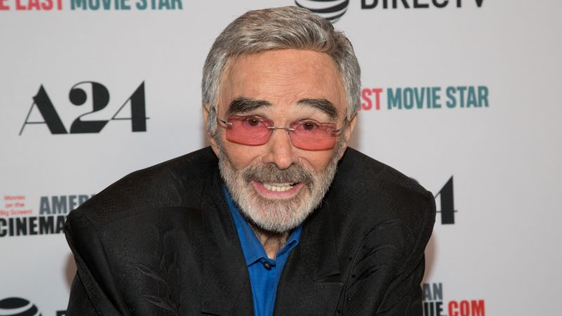 Burt Reynolds Is In Talks To Join Quentin Tarantino's Next