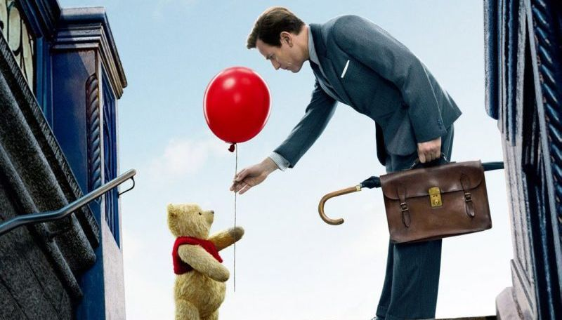 New International Christoper Robin Poster Debuts!