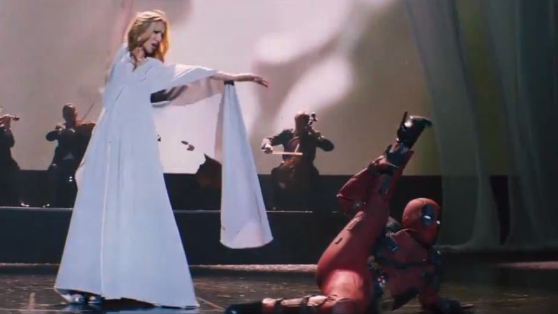Celine Dion Releases New Single and Music Video for Deadpool 2