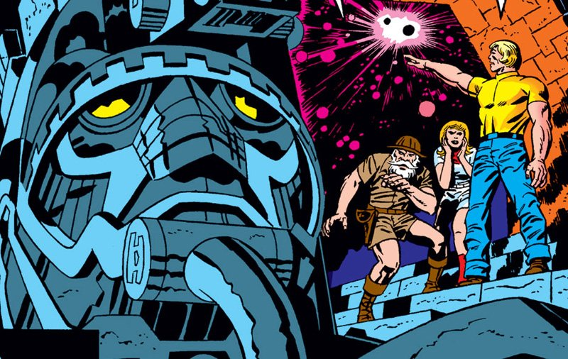 Marvel's Eternals to be Scripted by Black List Writers