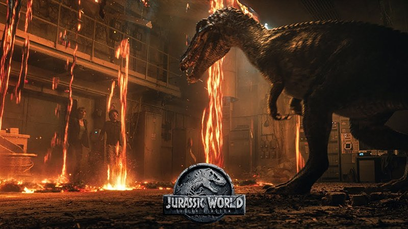 Danger Draws Near in a New Jurassic World: Fallen Kingdom TV Spot