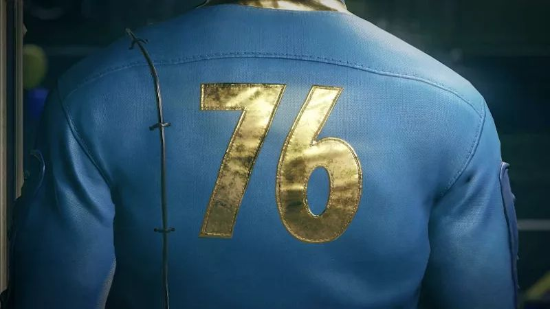 Fallout 76 Announced With a Teaser Trailer, More to Come at E3