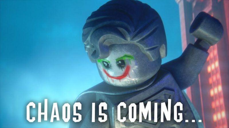 LEGO Teases DC Super-Villains in New Teaser