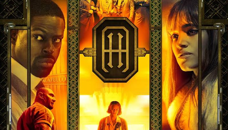 Check Into the New Hotel Artemis Red Band Trailer