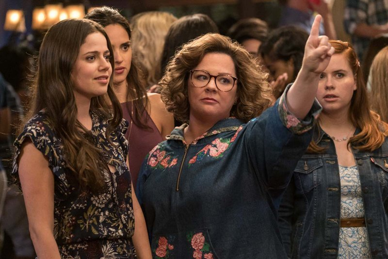 Melissa McCarthy modelled Life of the Party character on her mum