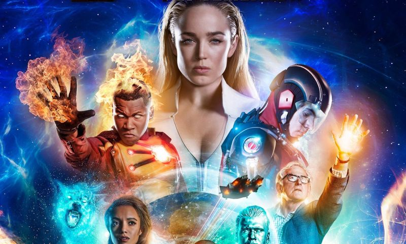 DC's Legends of Tomorrow Season 3 Blu-ray and DVD Details Announced