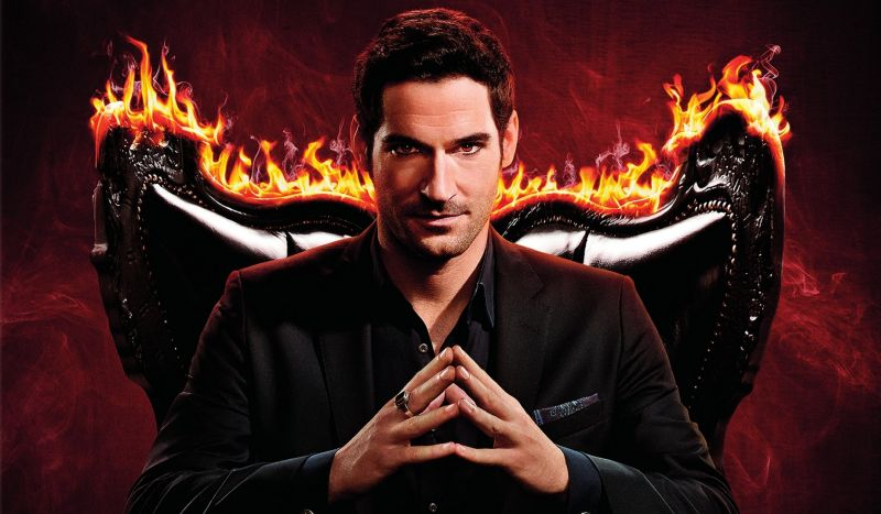 Lucifer Season Three DVD Details Announced!