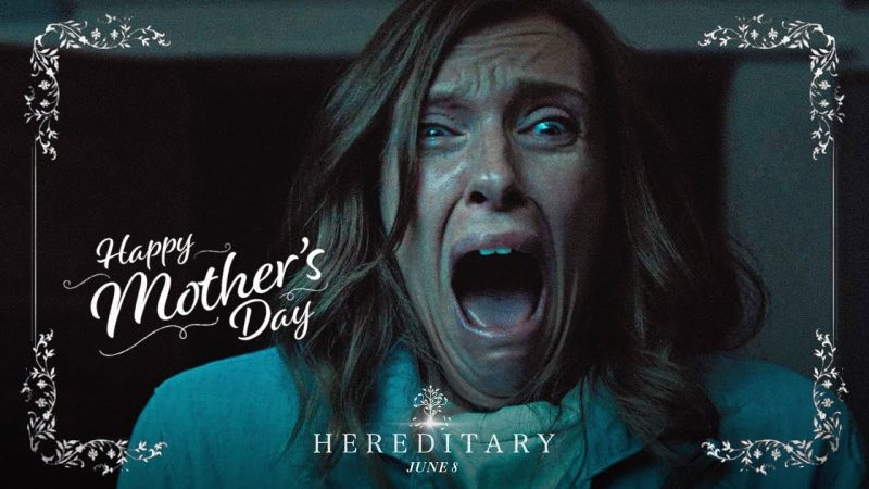 New Hereditary Promo Wishes You a Happy Mother's Day