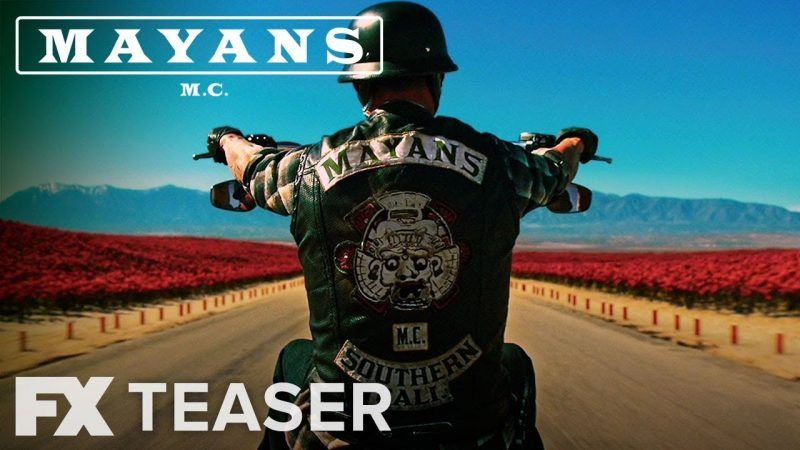 FX Debuts the First Mayans MC Teaser