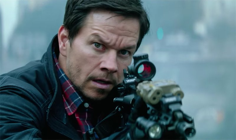 Watch the red band trailer for Mark Wahlberg's Mile 22
