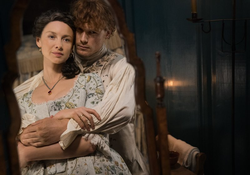 'Outlander' Renewed through Season 6; Season 4 Will Air in November