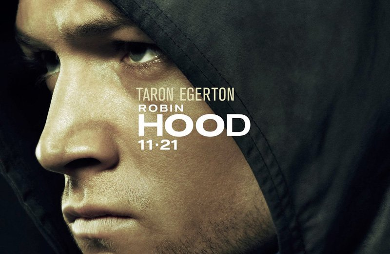 New Robin Hood Posters Highlight Egerton and Foxx as Robin and John