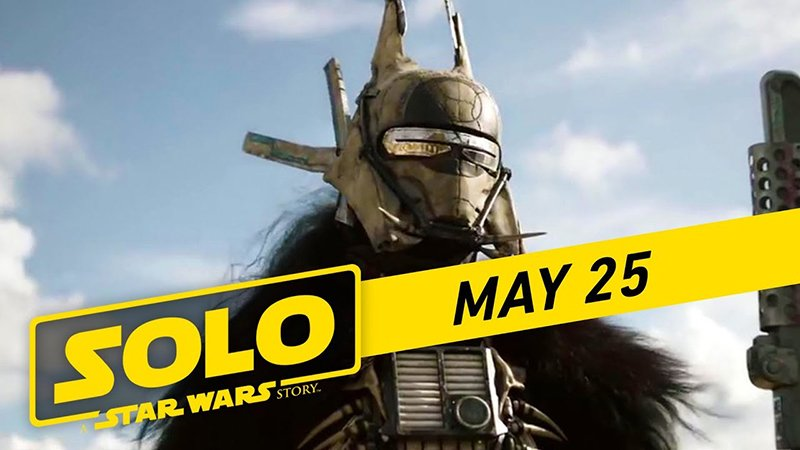 Solo Clip Features a Showdown Between Han's Crew and Enfys Nest