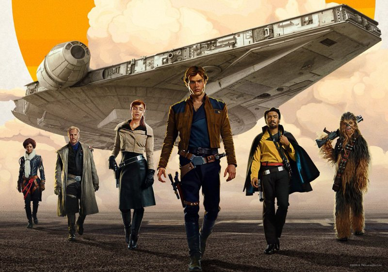 The Star Wars News Roundup for May the 4th, 2018