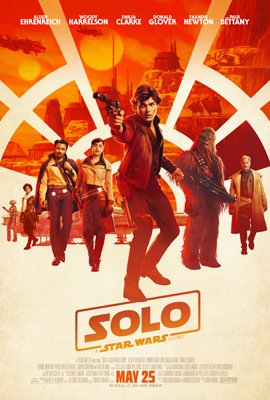 Solo: A Star Wars Story Review at ComingSoon.net