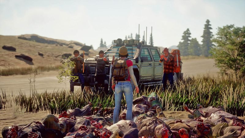 State of Decay 2 Launch Trailer: How Will You Survive?
