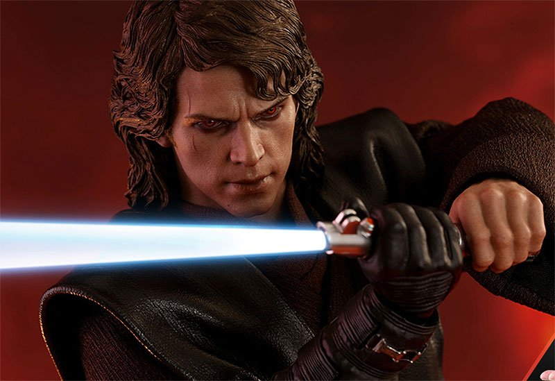 Dark Side Anakin: Hot Toys Star Wars Comic-Con Exclusive Revealed