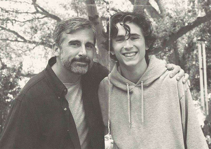 First Photo from Amazon Studios' Drama Film Beautiful Boy