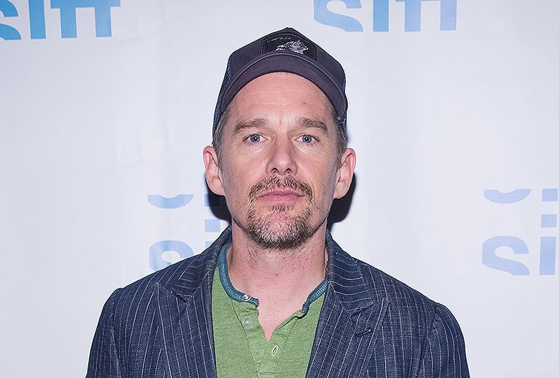 Ethan Hawke Adapting The Good Lord Bird for Blumhouse