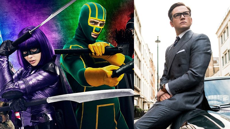 Matthew Vaughn Planning Kick-Ass Reboot, More Kingsman Movies