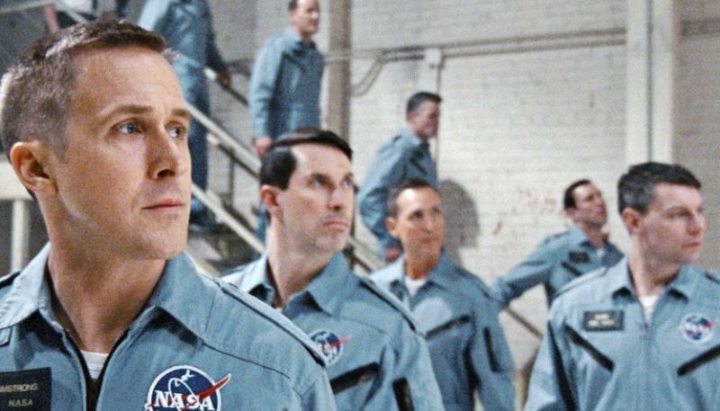 First Photos of Ryan Gosling As Neil Armstrong In First Man Revealed!