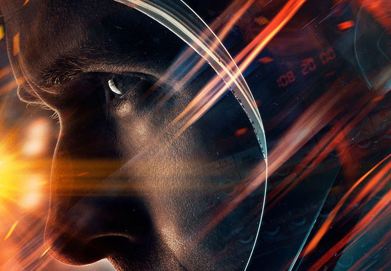 First Man Poster Takes One Small Step for Poster Kind