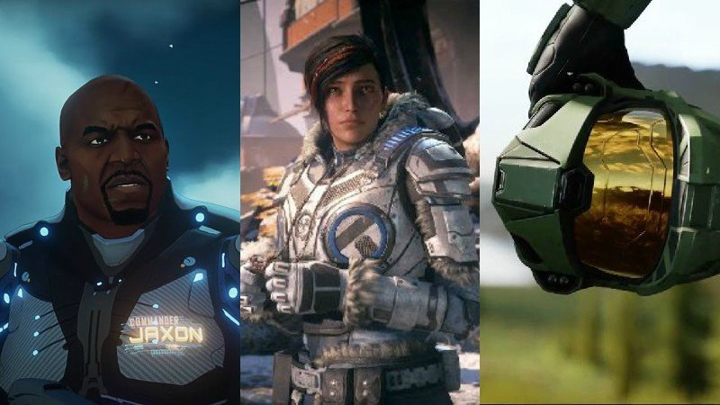 All the Xbox E3 2018 Trailers Including The Division 2 and Cyberpunk 2077!